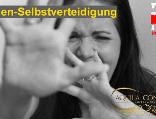 Frauen-Selbstverteidigung (Workshop)