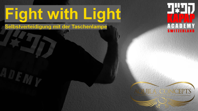 fight with light