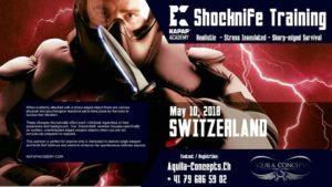 Shocknife Training
