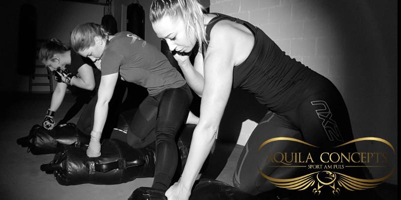 MMAFitness – Workout mit hohem Spassfaktor