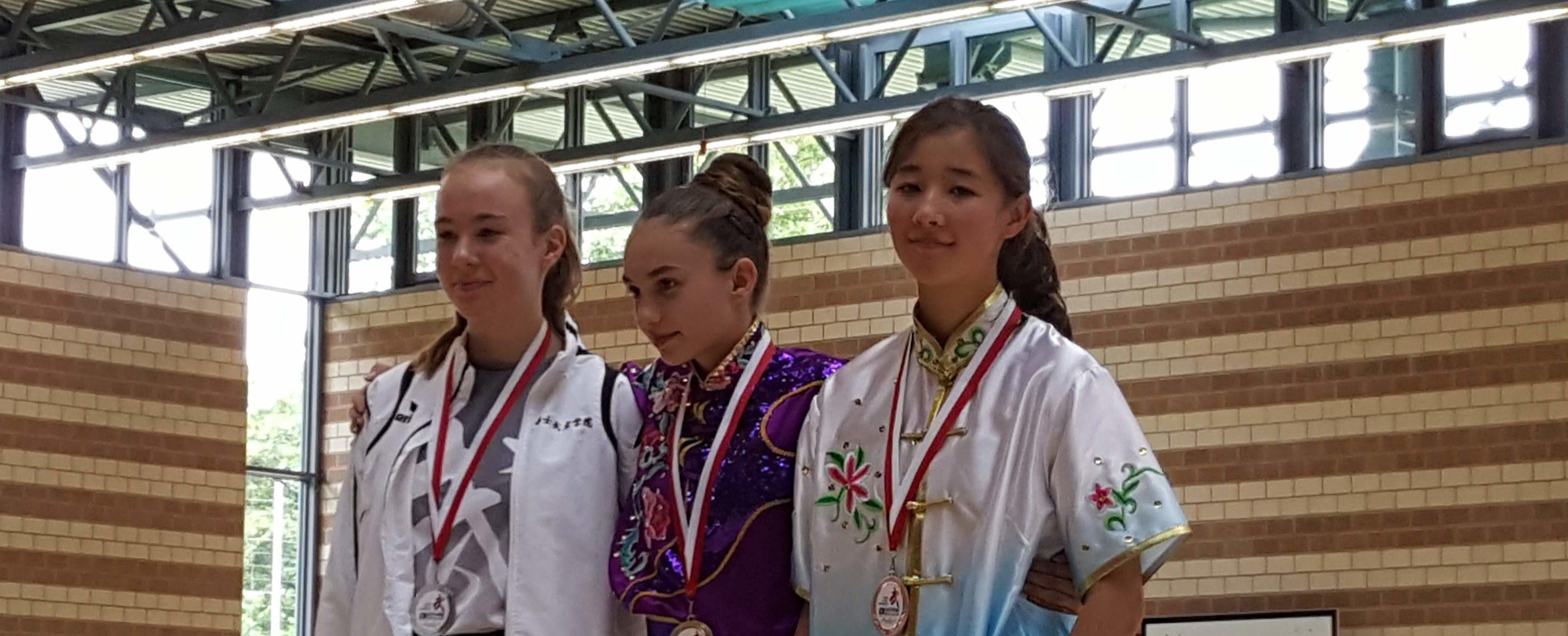 Swiss Wushu Open 2018