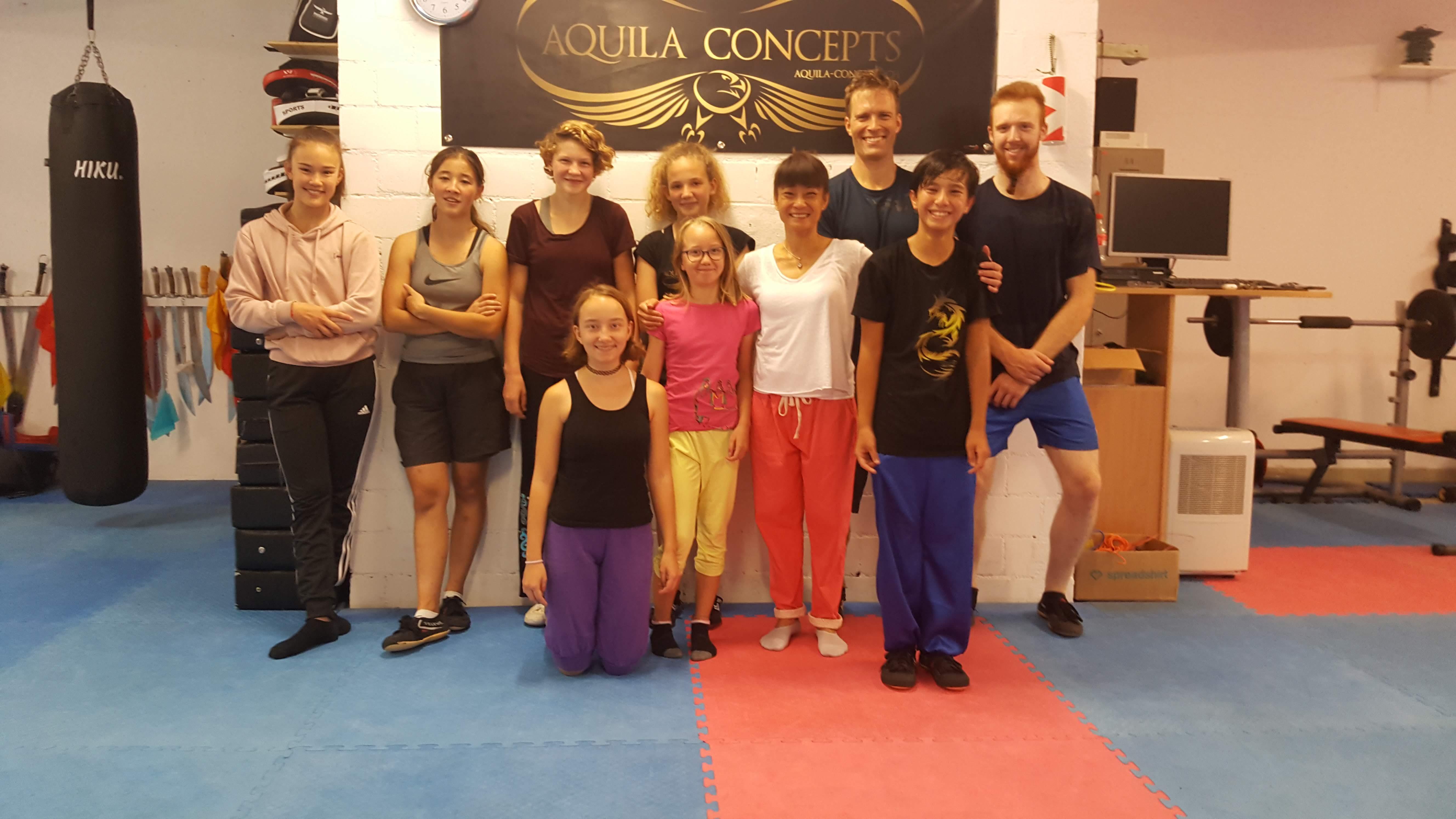 Wushu Workshop