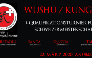 1. Qualifikationsturnier 2020