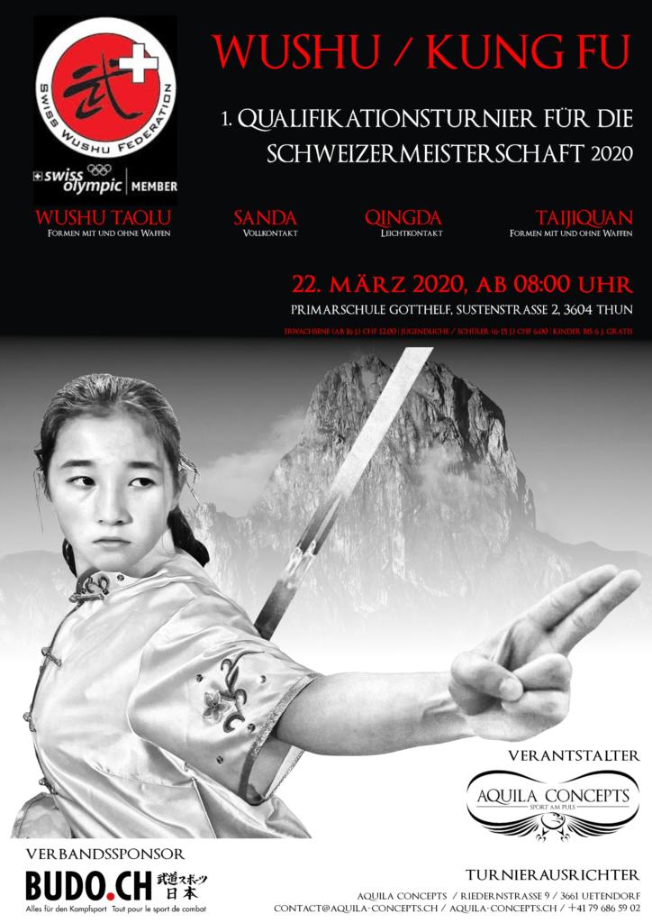 1. Qualifikationsturnier 2020